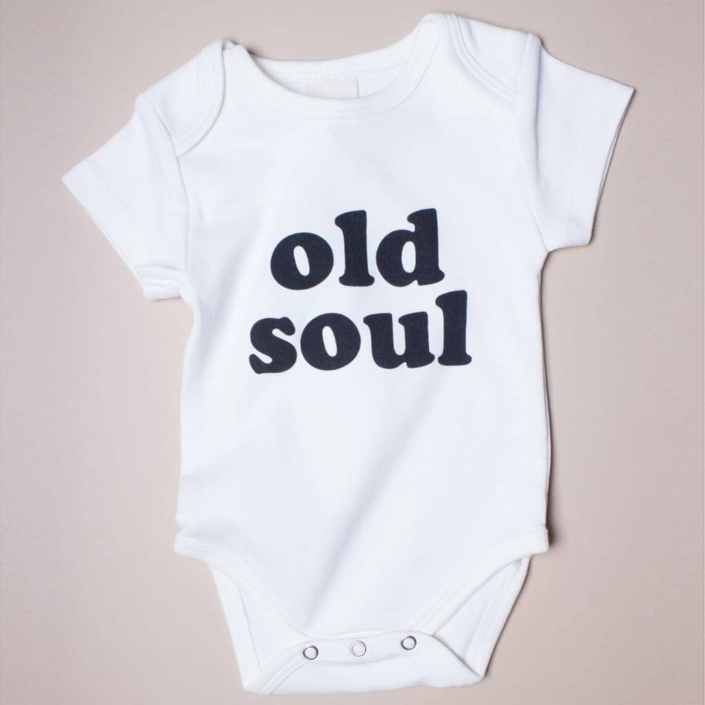 Dreaming Stars Cute Baby Bodysuit Ethically Sourced