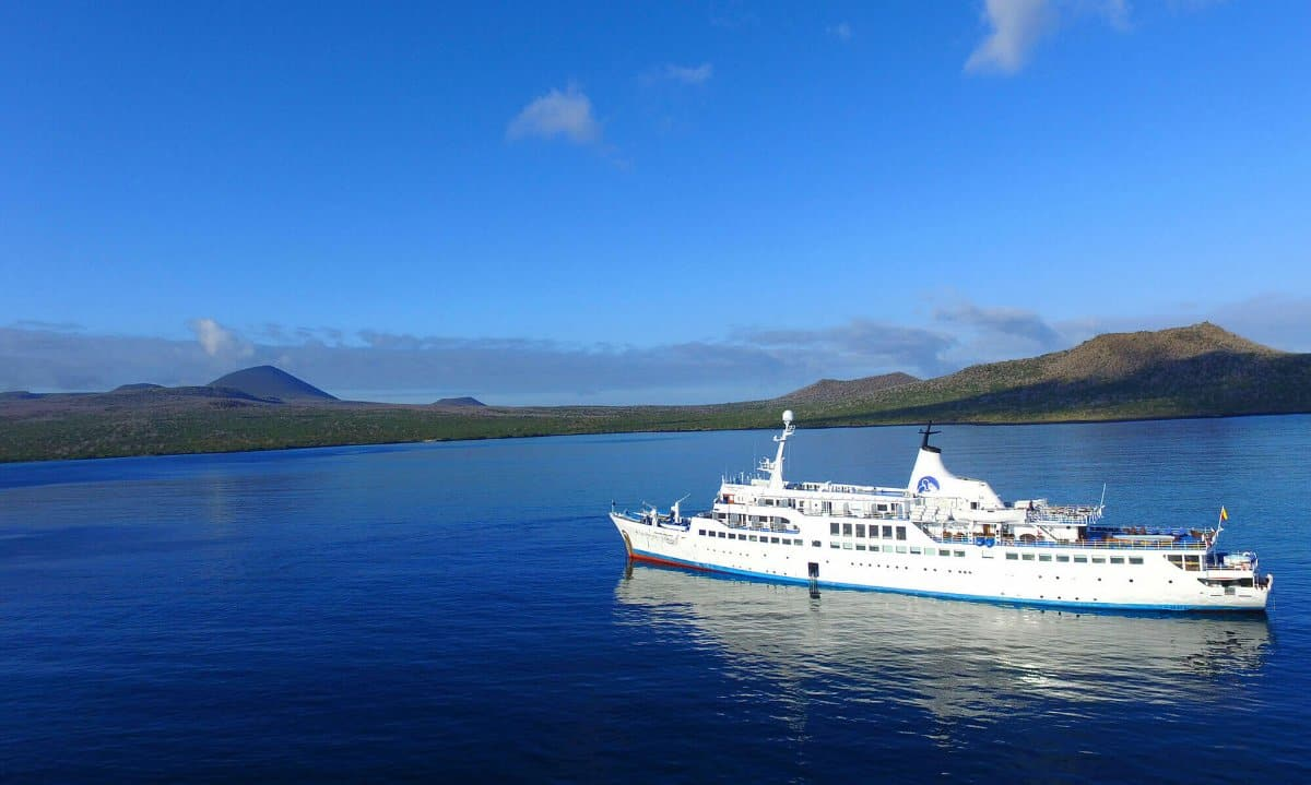 Eco cruises in the Galapagos