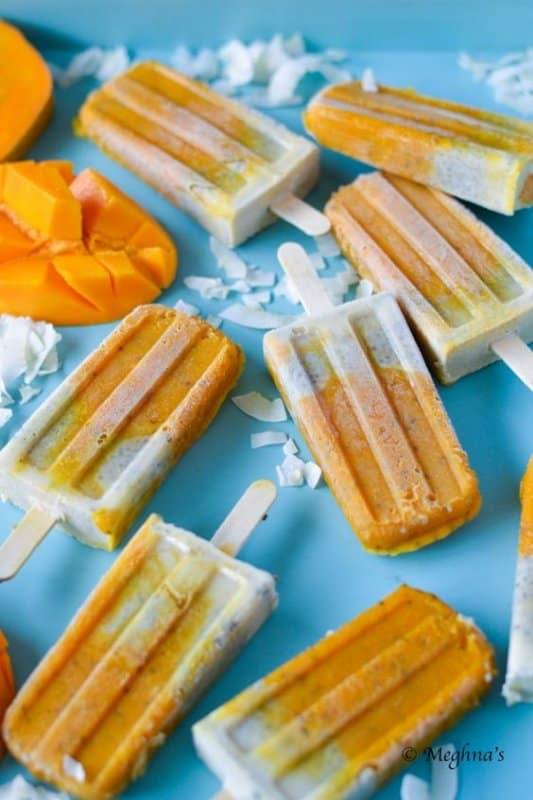 Healthy Ice Lolly Recipes