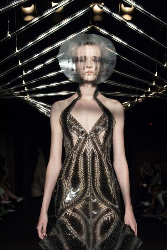A Fashionable Warning From Iris Van Herpen