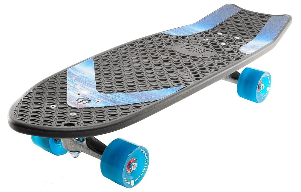 recycled plastic skateboard