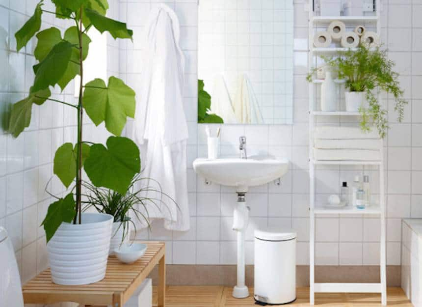 7 Easy, Sustainable Ways To Give Your Bathroom A Makeover