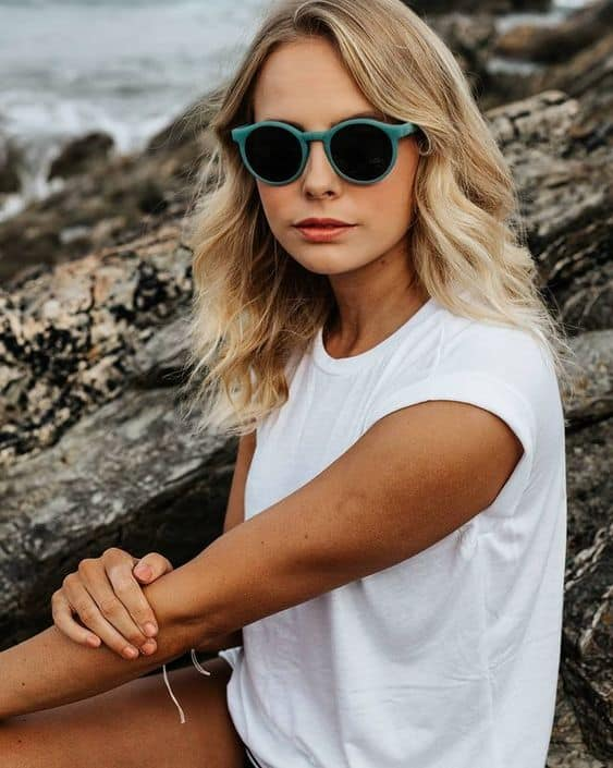 recycled plastic sunglasses brands