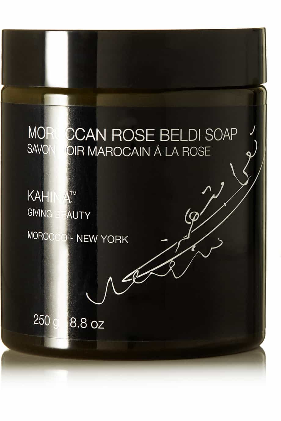 Kahina giving beauty moroccan rose beldi soap
