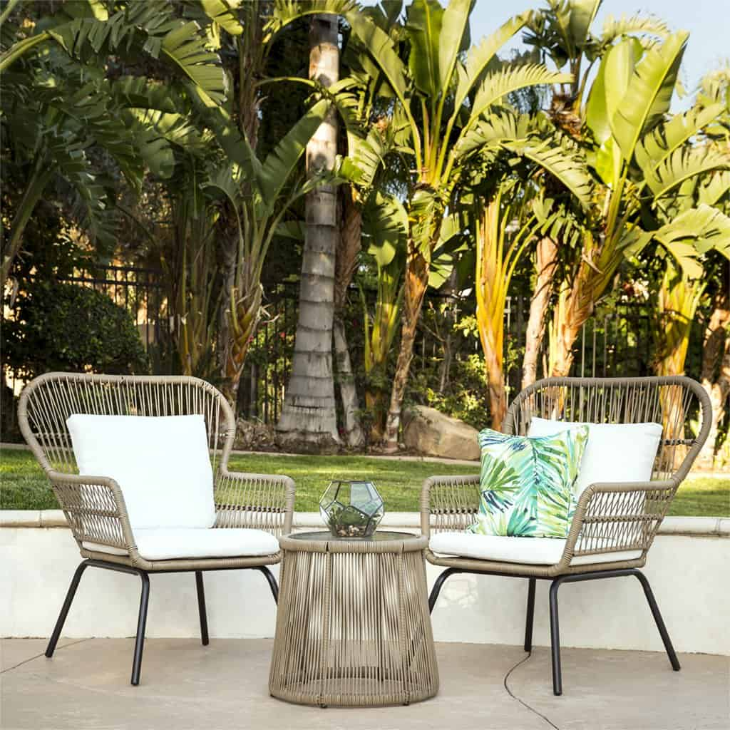Sustainable Patio Decor