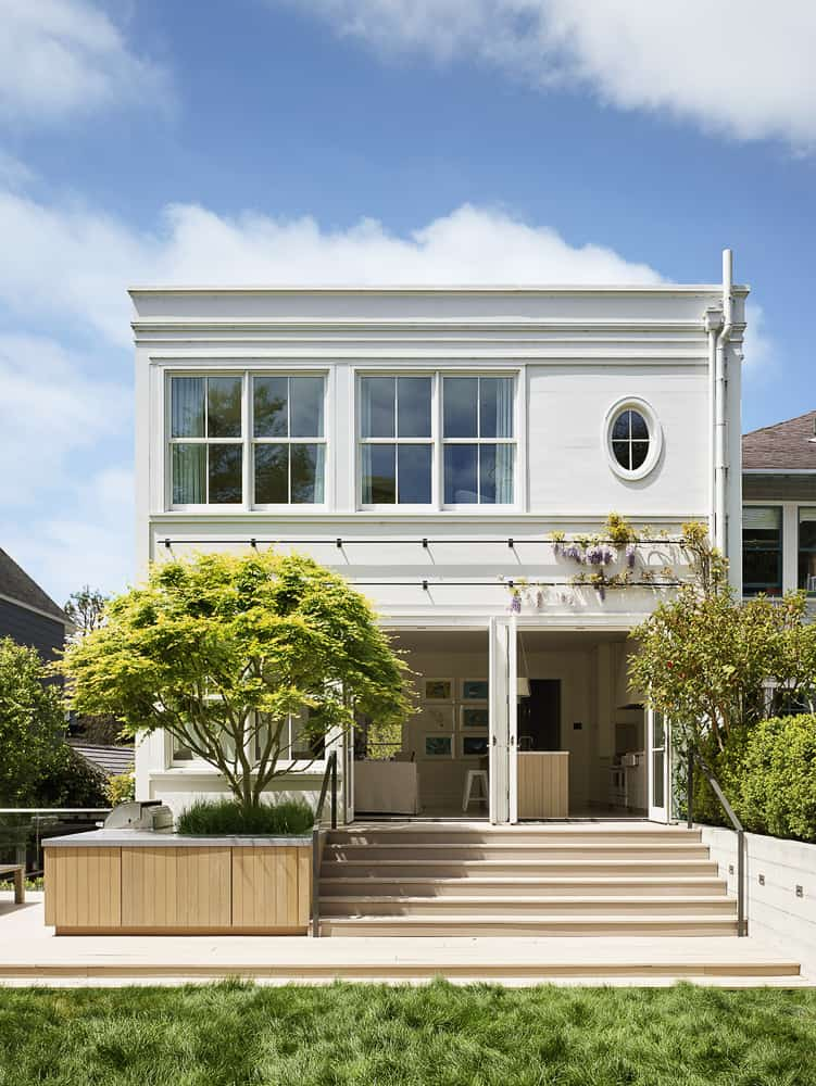 The Farm House in San Francisco by Feldman Architecture