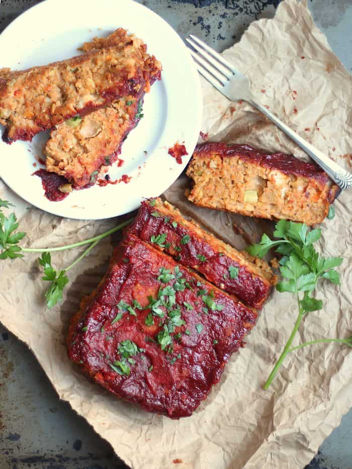 vegan meat loaf recipe