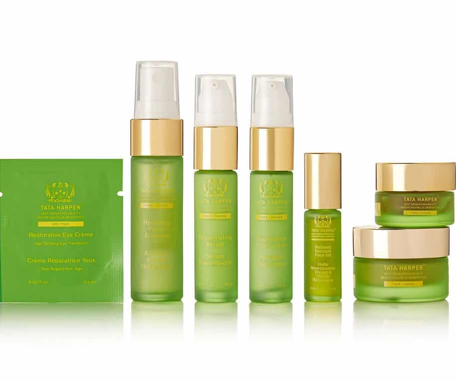 natural luxury skincare products