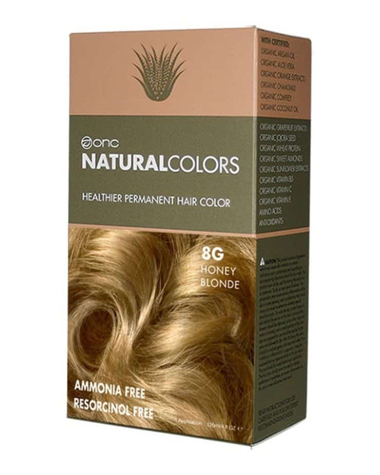 best natural hair colors