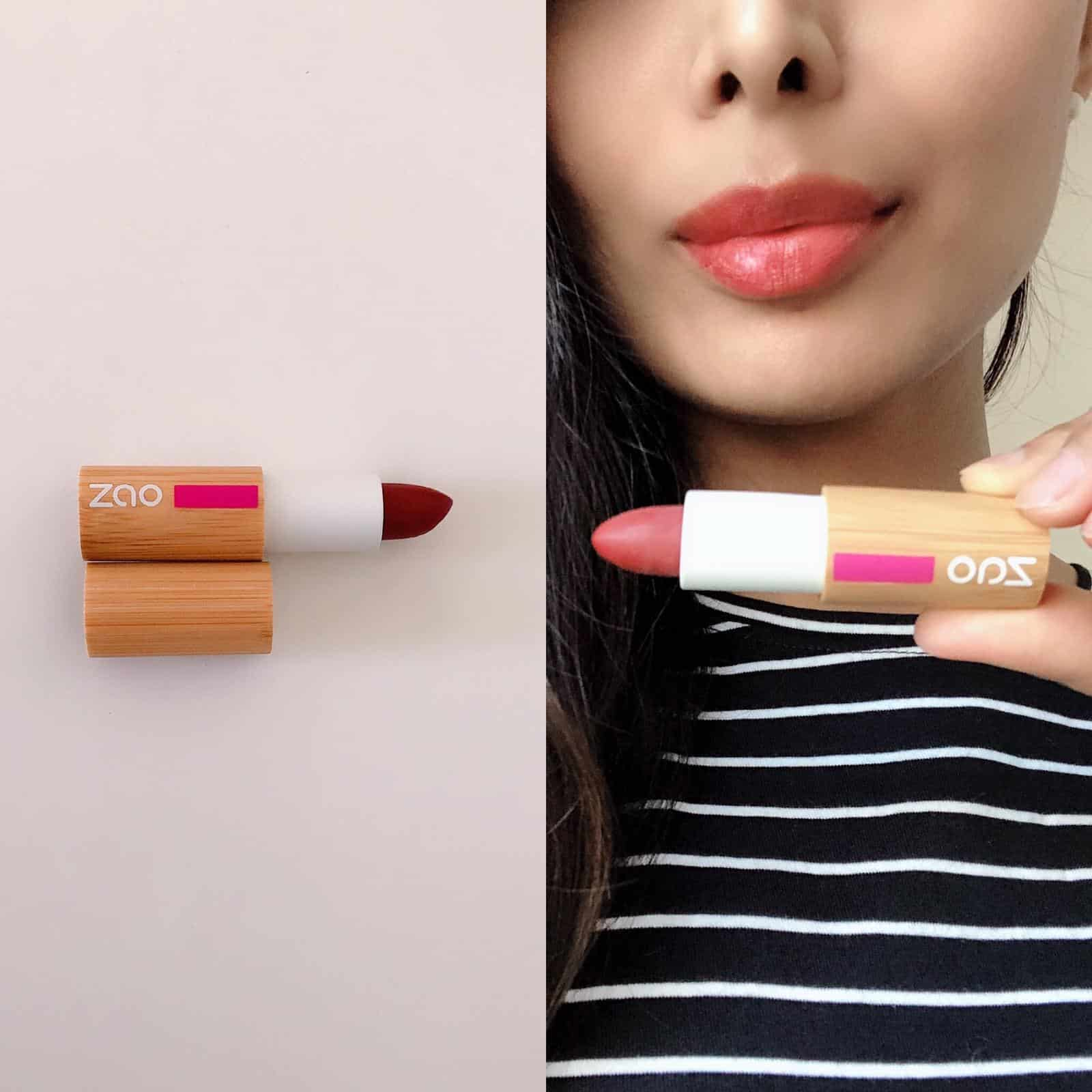 tried and tested vegan lipsticks
