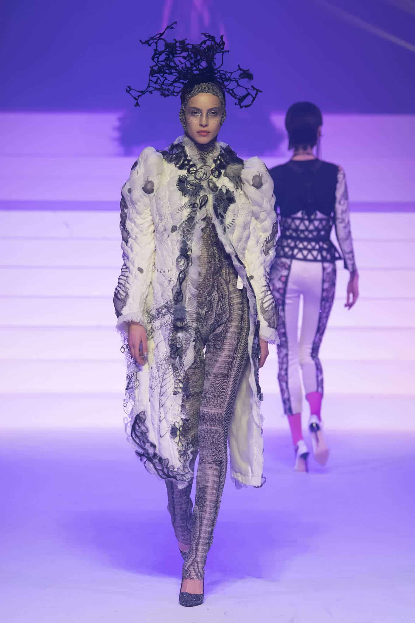Jean Paul Gaultier's Upcycled Couture collection