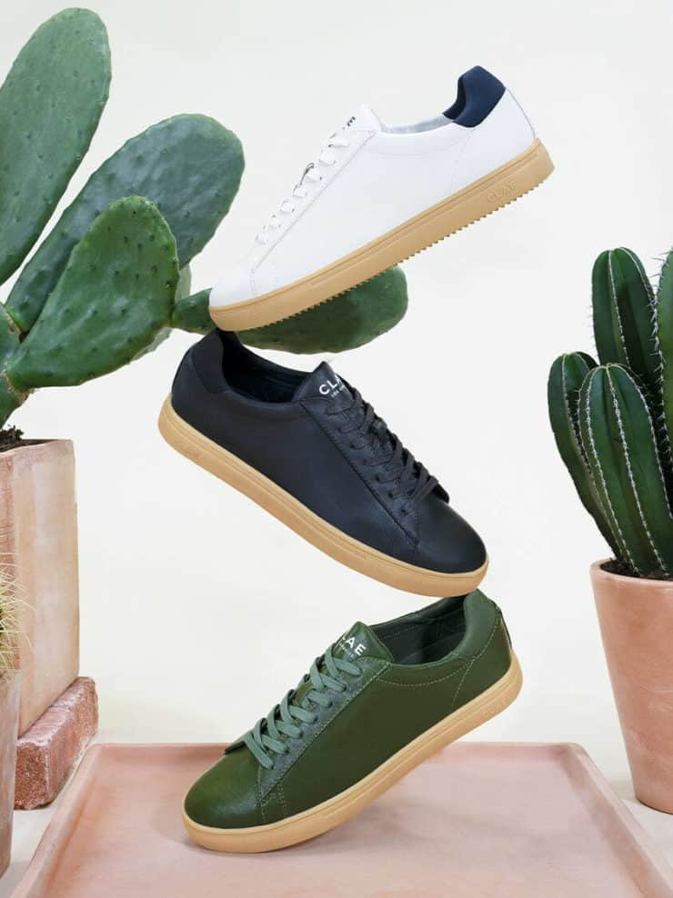 cactus leather shoes