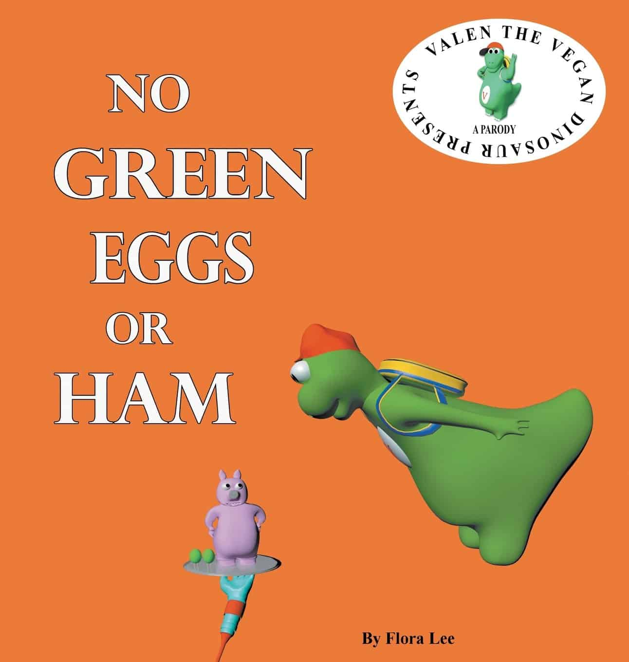 vegan books for kids