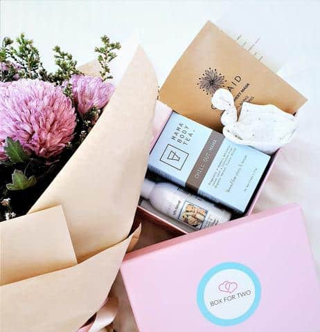 box for two subscription box