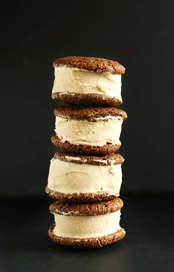 Fancy Vegan Ice Cream recipes for adults
