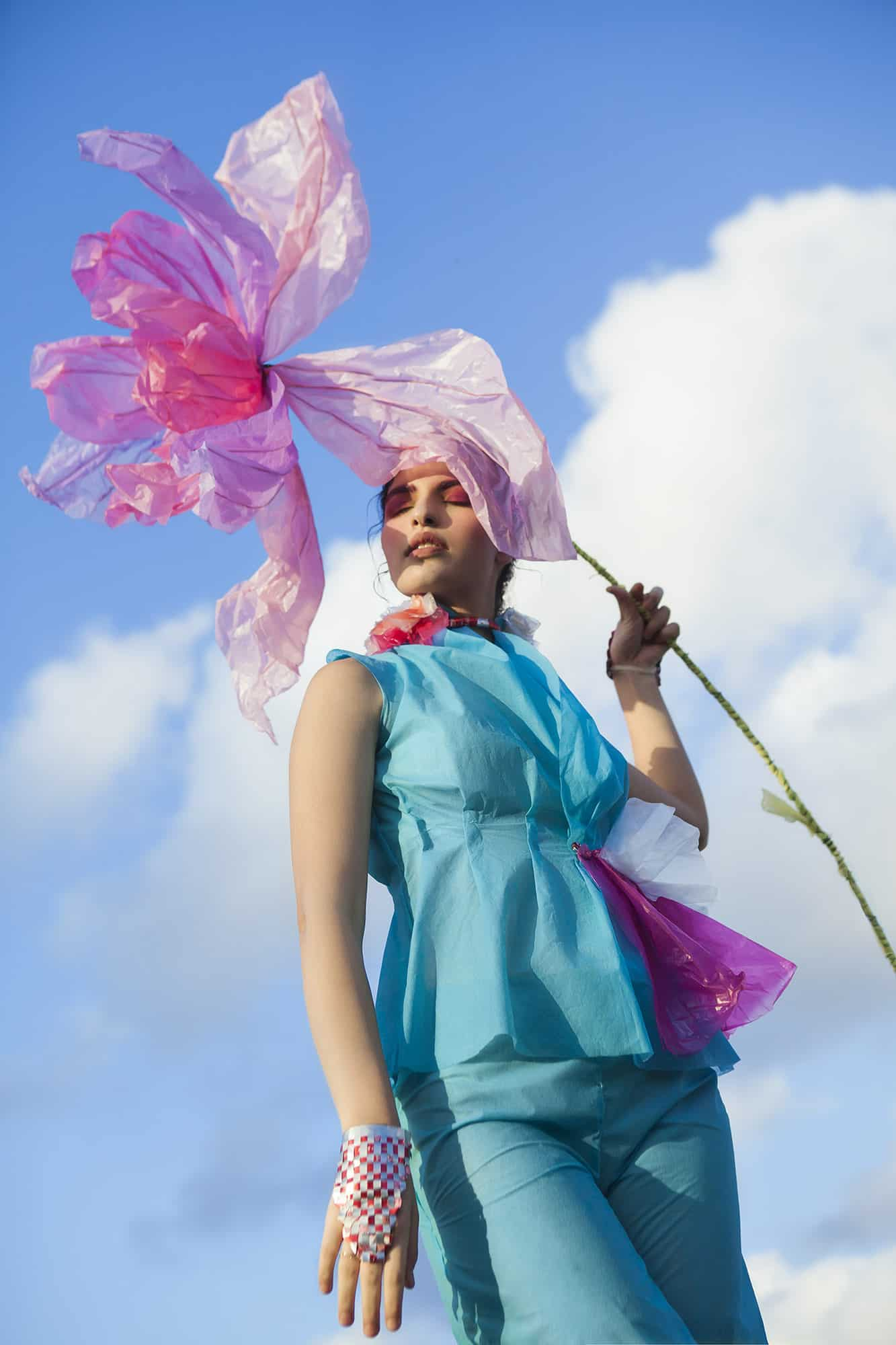 A Fantastic Plastic Photoshoot For Plastic Free July