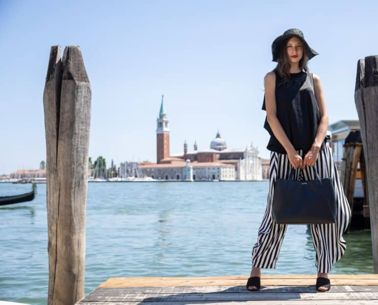 italian made vegan bags