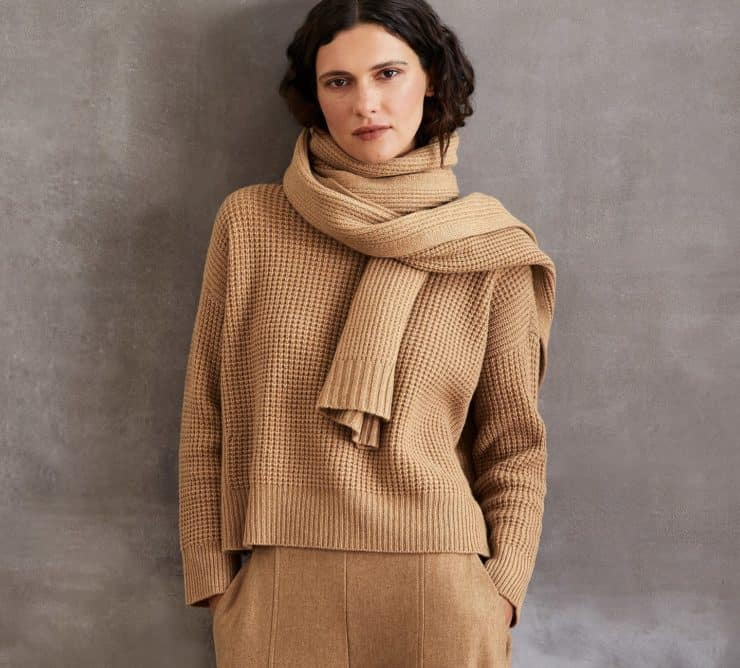 Recycled Cashmere Knitwear Brands