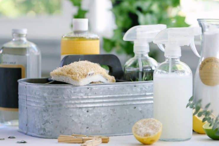 Natural Cleaning Products For A Healthy Home