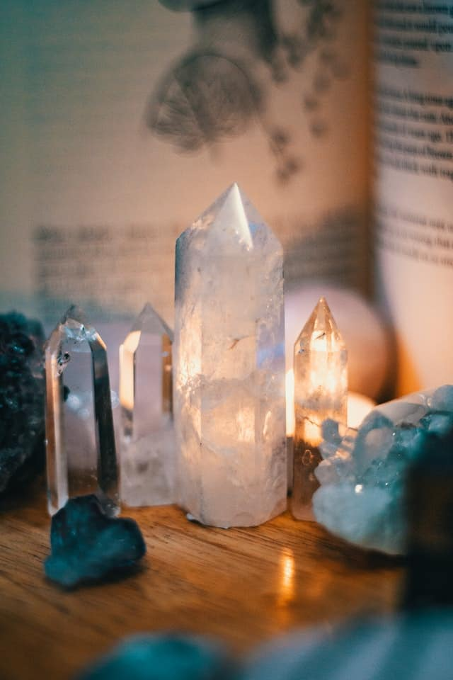 unethical healing crystals