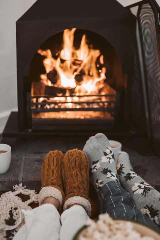 ways to make your home cosy in winter