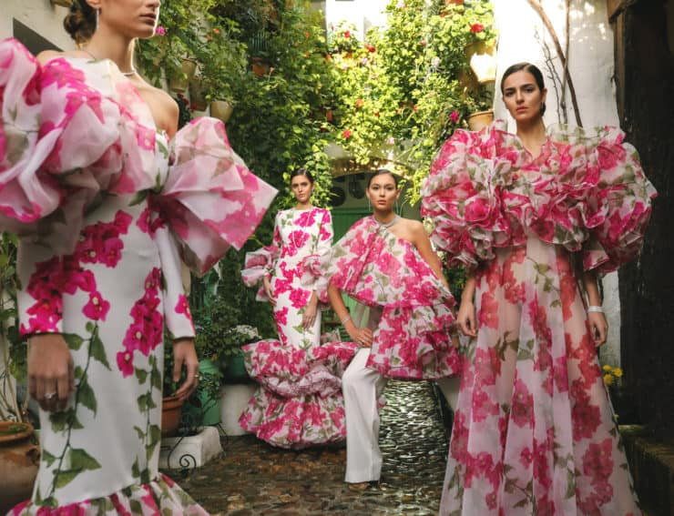Breathtaking Gypsy Couture By Juana Martín