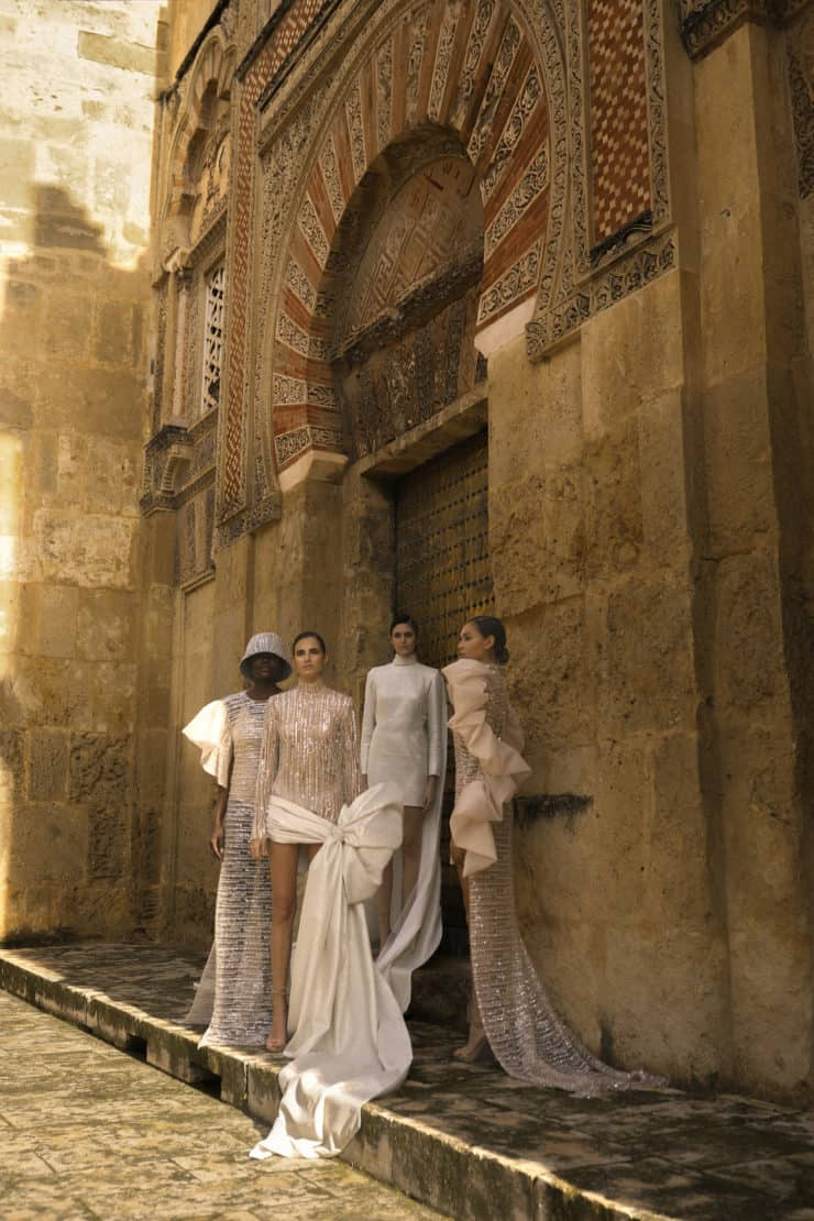 spanish couture