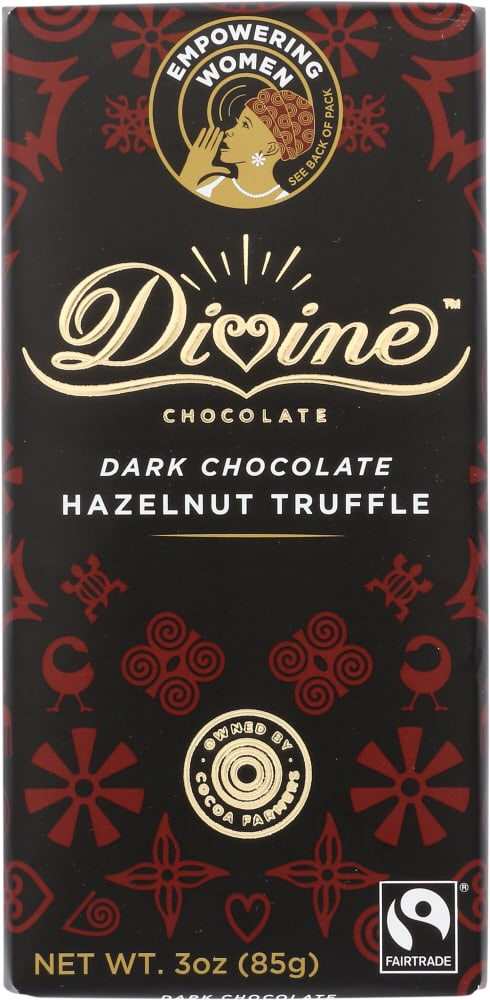 Fairtrade chocolate brands