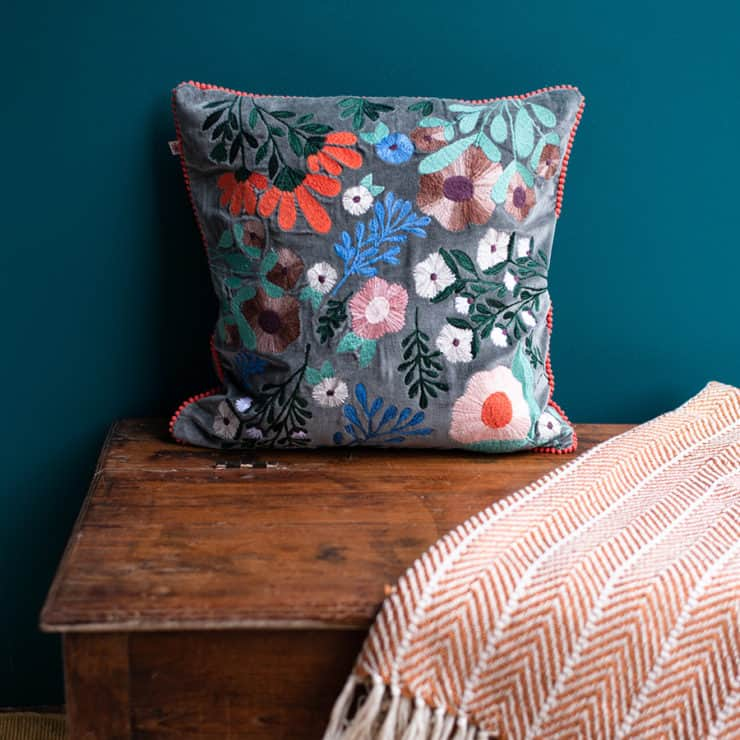 sustainable textiles for your home
