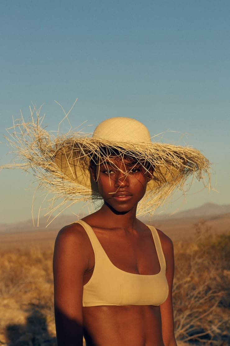 straw hats for summer