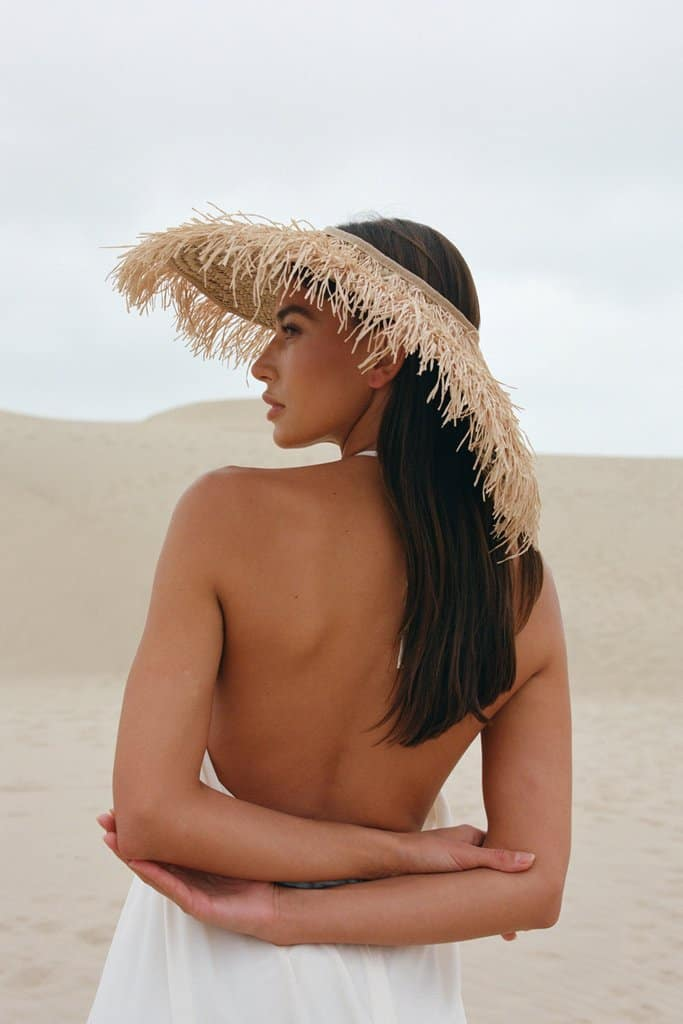 best straw hats for summer