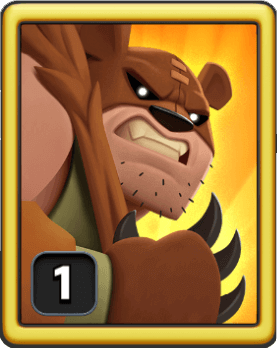 bearman commander rush wars