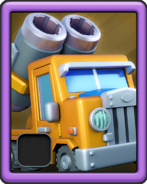 rocket truck rush wars