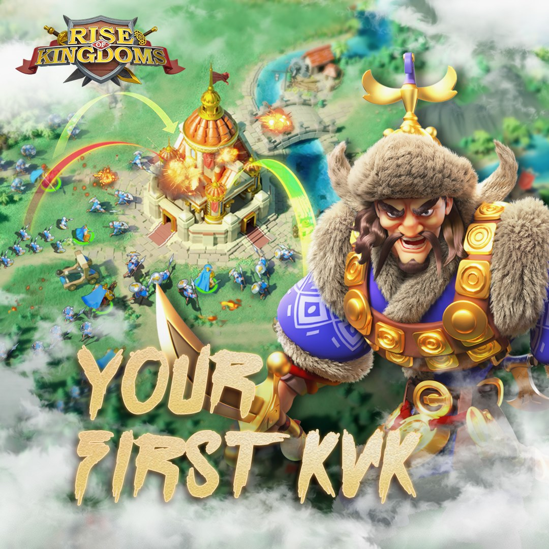 Rise of Kingdoms KvK Lost Kingdom