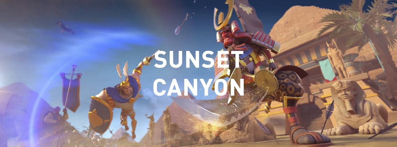 Sunset Canyon Rise of Kingdoms