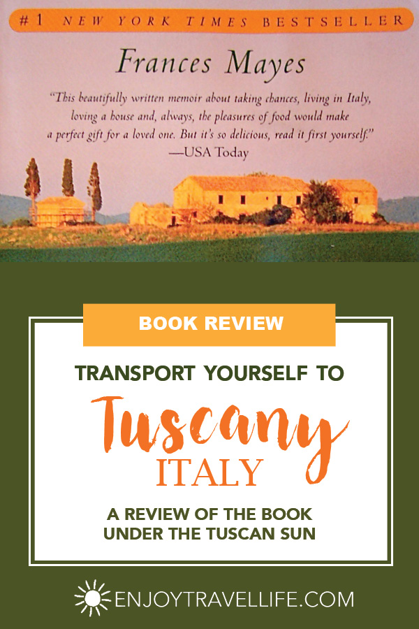 Under the Tuscan Sun Book Review