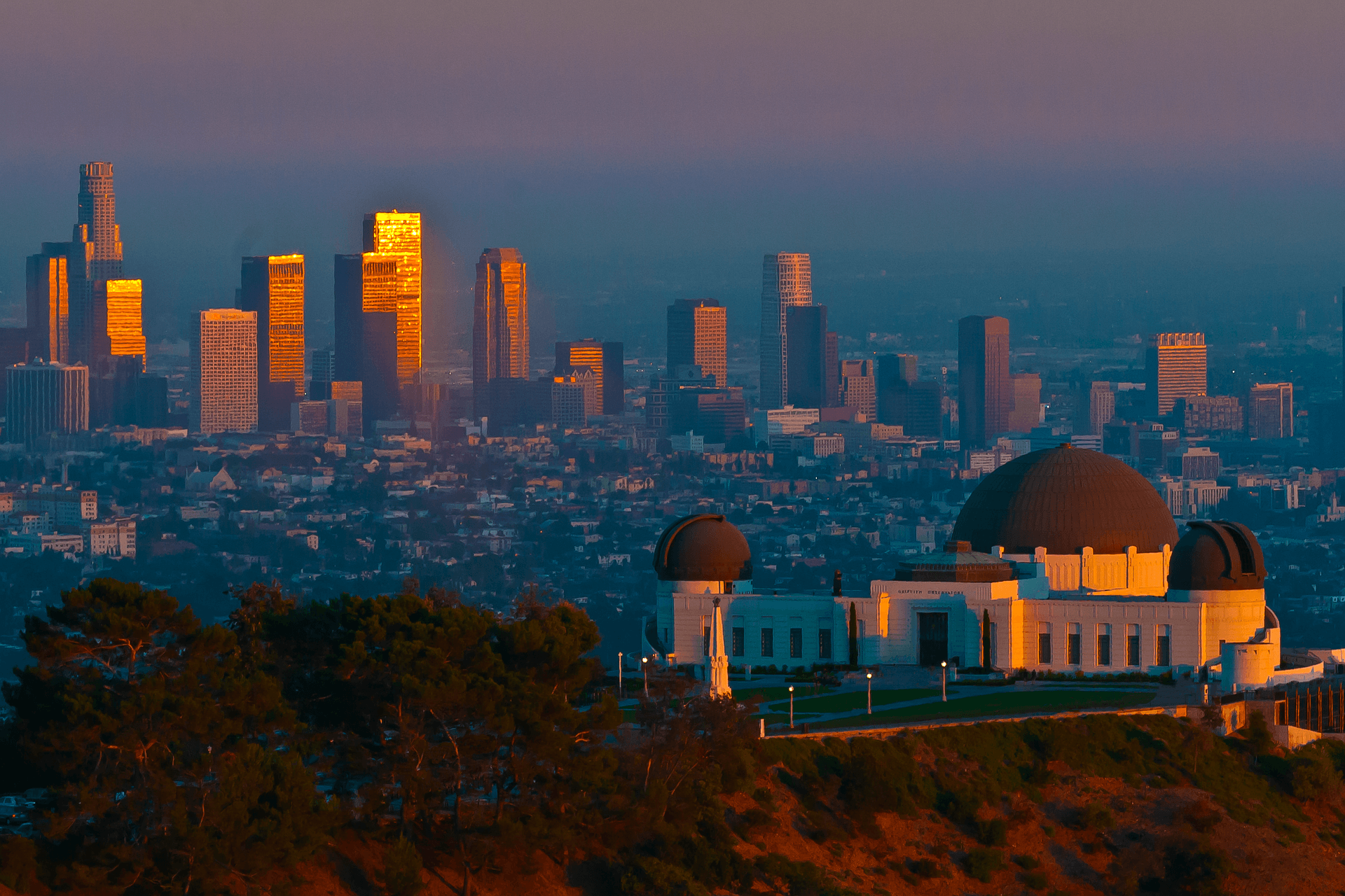 Flight deals to Los Angeles | Griffith Observatory