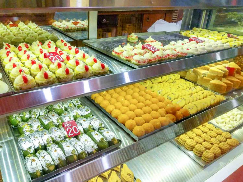 Sweet meats and bakery items from Bengal India |  Best Cuisines in the World
