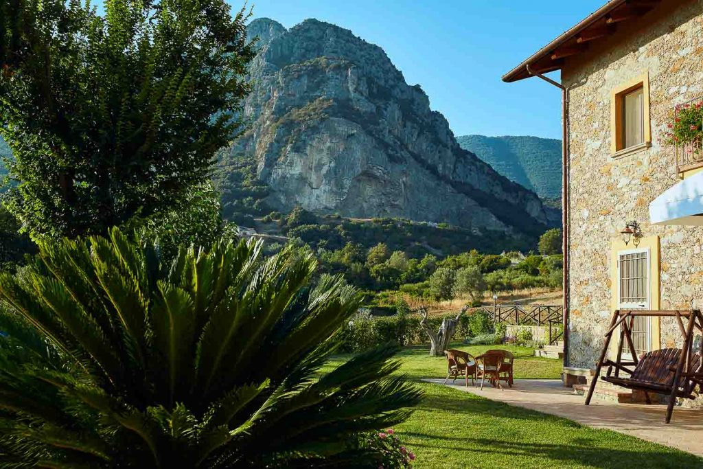 Rental in the mountains of Giungano - Campania, Italy   Nature House