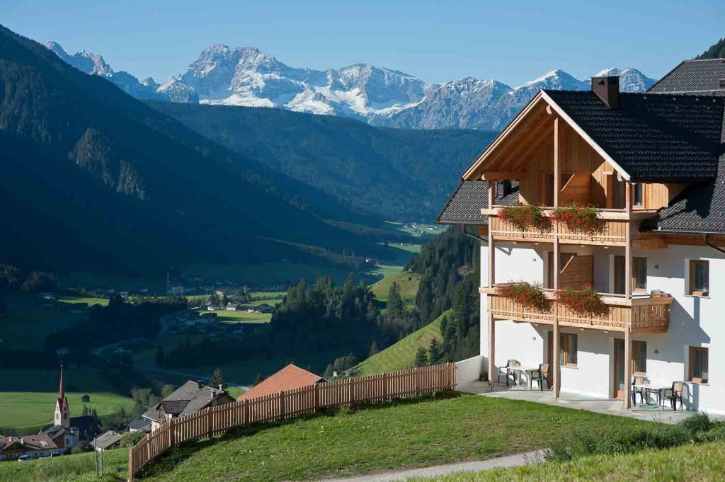 Chalet the mountains in Gsies - Tirol, Italy   Nature-House