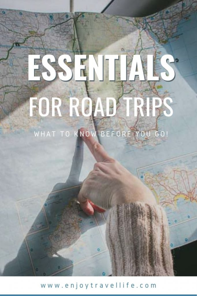 Essentials for Road Trips | What to Know Before You Go!
