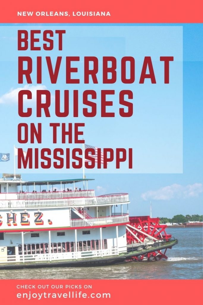 Riverboat Cruises on the Mississippi