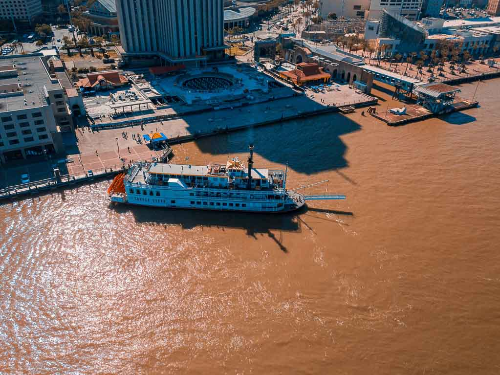 Riverboat Cruises on the Mississippi: Louis Armstrong
