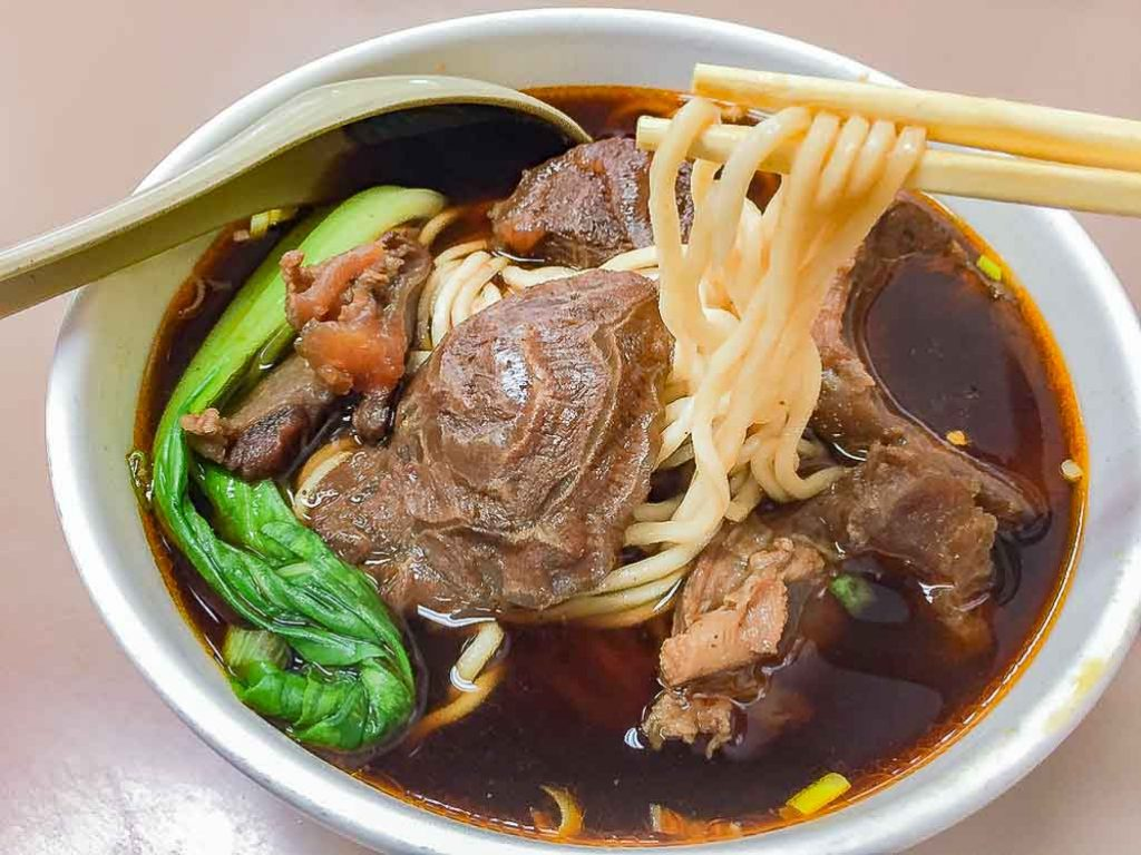 Asian Soups: Beef Noodle Soup from Taiwan
