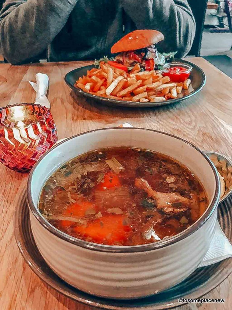 Winter soups around the world: Kjötsúpa or Icelandic Traditional Lamb Soup