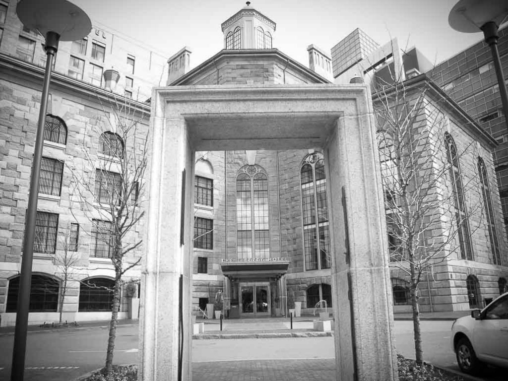 Best Haunted Houses in Boston: The Liberty Hotel, former Charles St. Jail