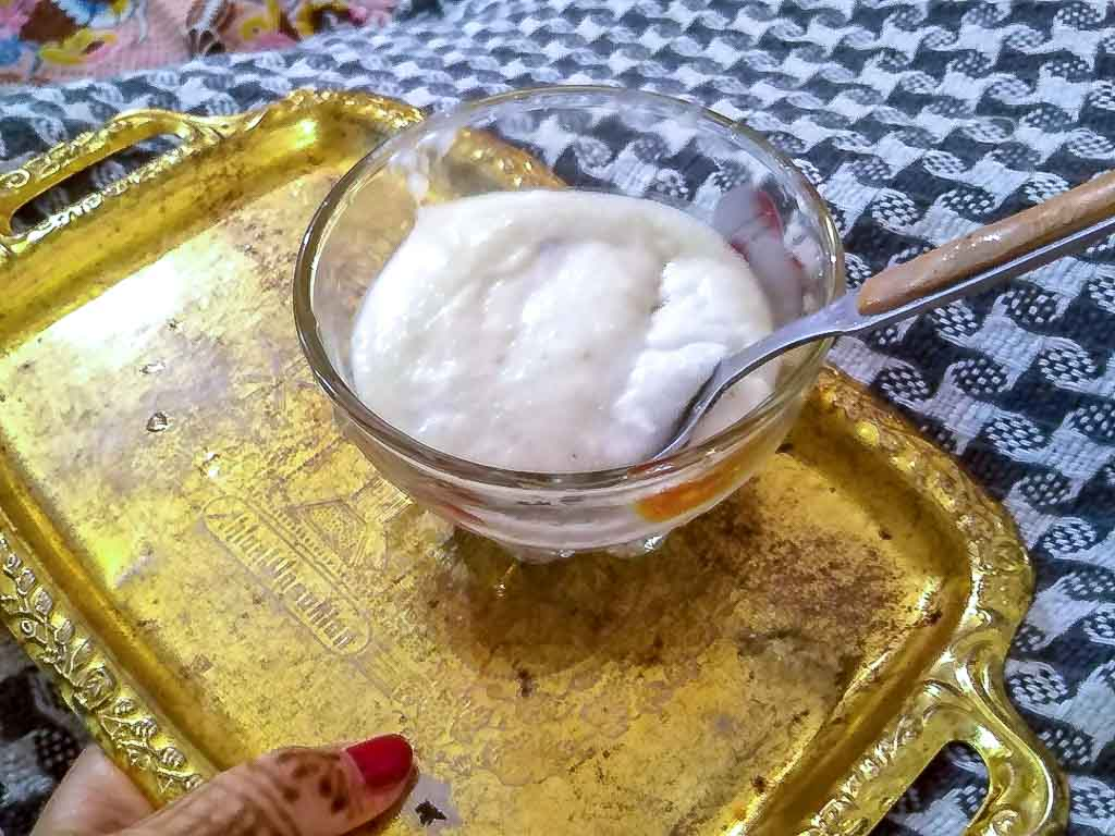 Pakistani Kheer - best dessert in India