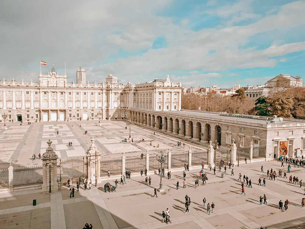 Spain Experiences: The Royal Palace of Madrid