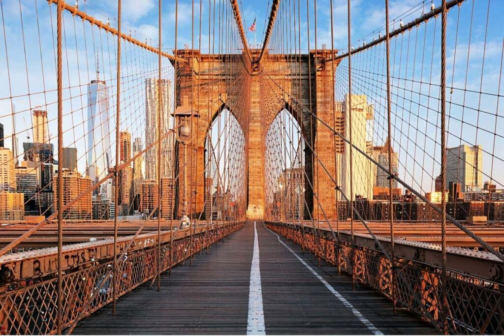 3rd most photographed city in the world - New York City