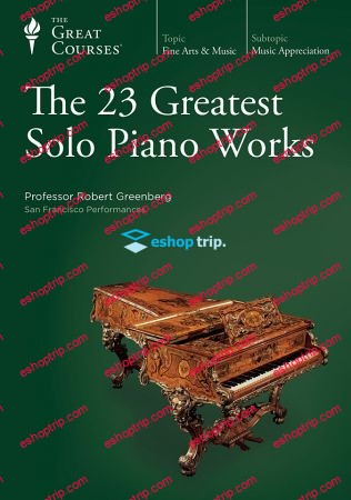 TTC Video The 23 Greatest Solo Works Piano